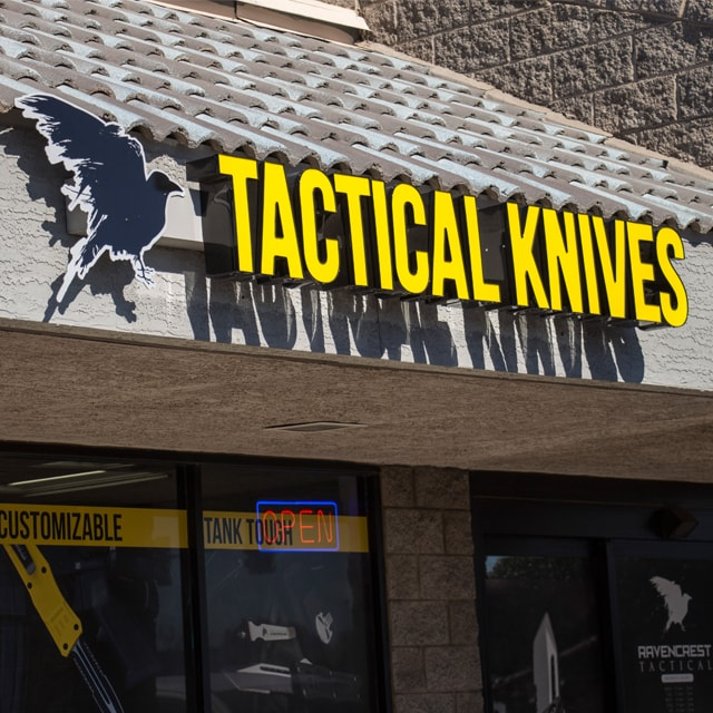 RavenCrest Tactical Store Mesa