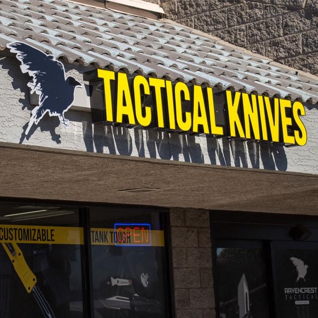 RavenCrest Tactical Store Mesa