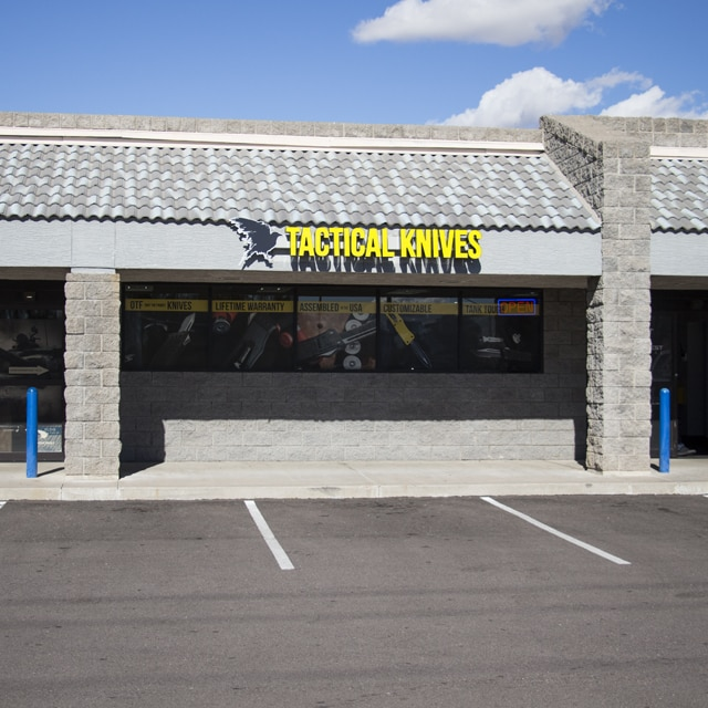 Store Front RavenCrest Tactical Mesa AZ