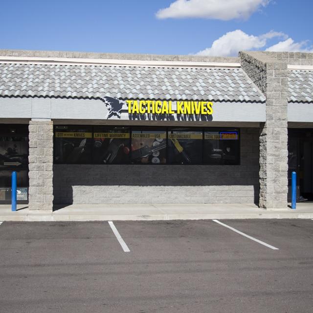 Store Front RavenCrest Tactical Mesa AZ