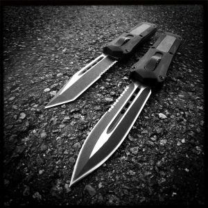 Spartan OTF Knives by Raven Crest Tactical
