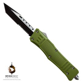 RCT-1 Raven OD Green OTF Knife