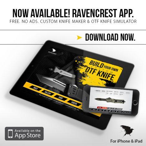 RavenCrest Tactical iPhone & iPad App