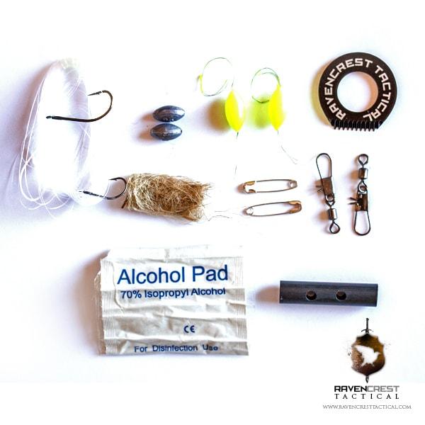 RavenCrest Tactical Paracord Survival Bracelet