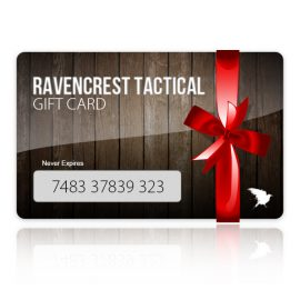 RavenCrest Tactical Gift Card