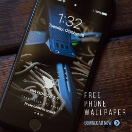 RavenCrest Tactical Free Phone Wallpaper