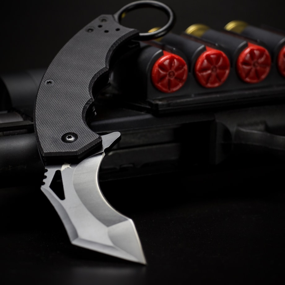 RavenCrest Tactical Talon Karambit