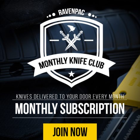 RavenPac - RavenCrest Tactical Monthly Subscription
