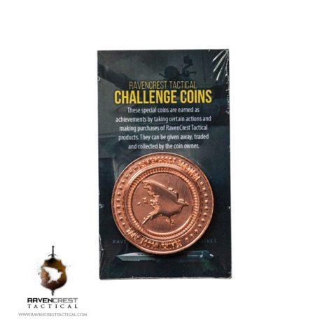 RavenCrest Tactical - Common - Challenge Coin