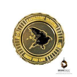 Load Out Challenge Coin