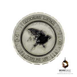Raven Challenge Coin