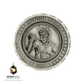Titan Challenge Coin