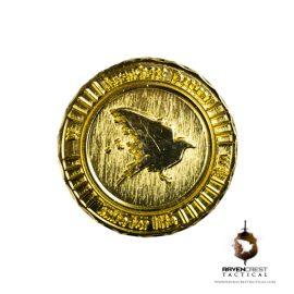 RavenCrest Tactical Knife Lover Challenge Coin
