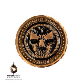 RavenCrest Tactical - Phantom Challenge Coin