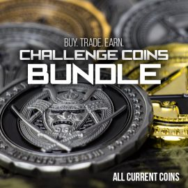 RavenCrest Tactical Coin Bundle