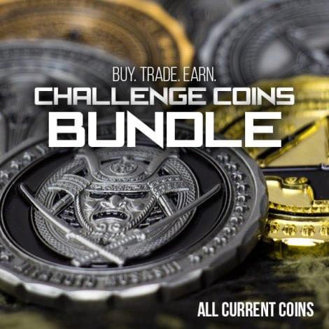 RavenCrest Tactical Coin Bundle