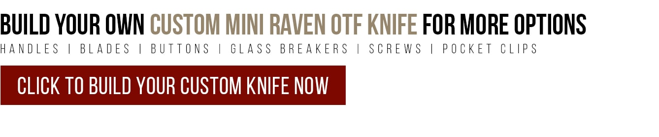 Build Your Own Mini RCT1 Raven OTF Knife