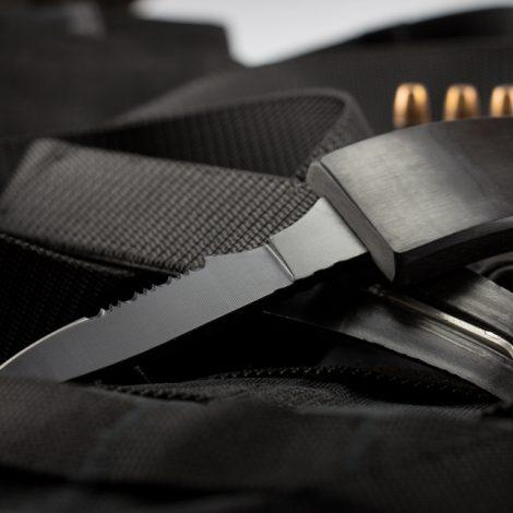RavenCrest Tactical Knife Belt