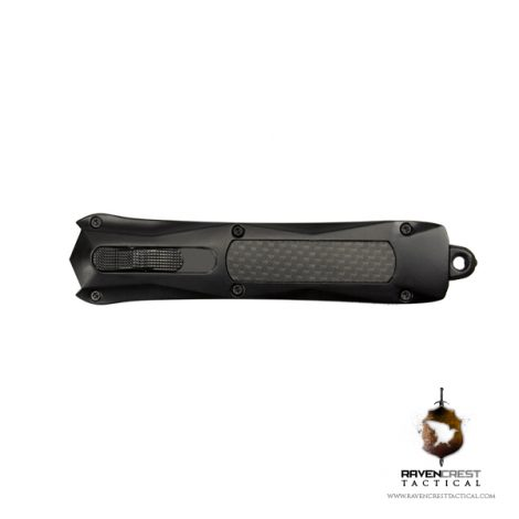 Cerakote Spartan Graphite Black with Carbon Fiber Inlay