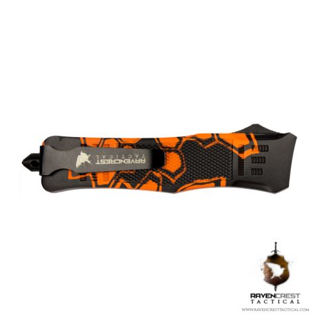 Orange Kryptek Cerakote RCT1Raven