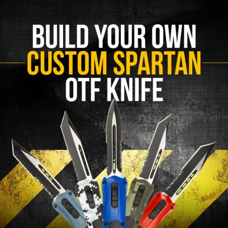 Build Your Own Spartan OTF Knife