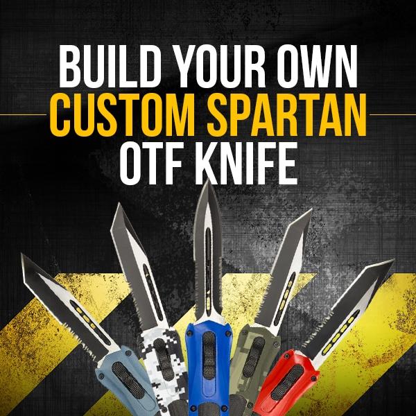 Build Your Own Spartan OTF Knife