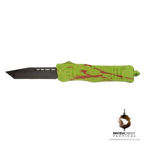 RCT1 Raven Zombie Slayer OTF Knife