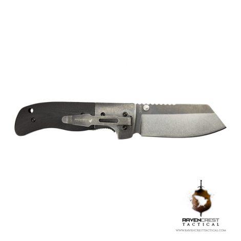 RavenCrest Tactical Folding Cleaver