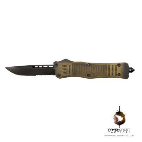 Bronze Black Hombre RCT-1 Raven