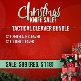 Christmas Sale - Cleaver Bundle