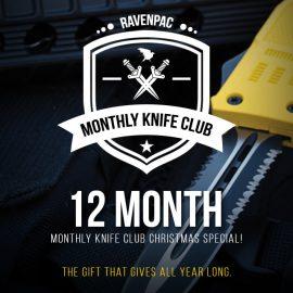 RavenPac 12 Month Christmas Gift