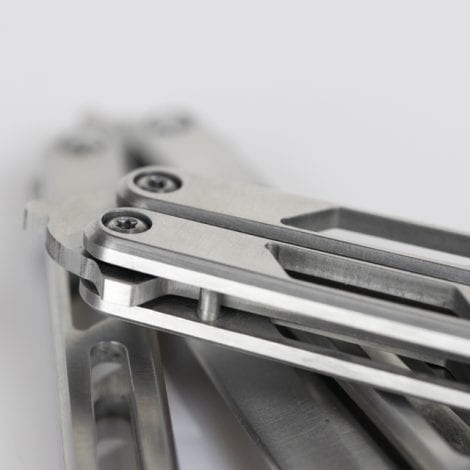 RavenCrestTactical Rewind Balisong Knife
