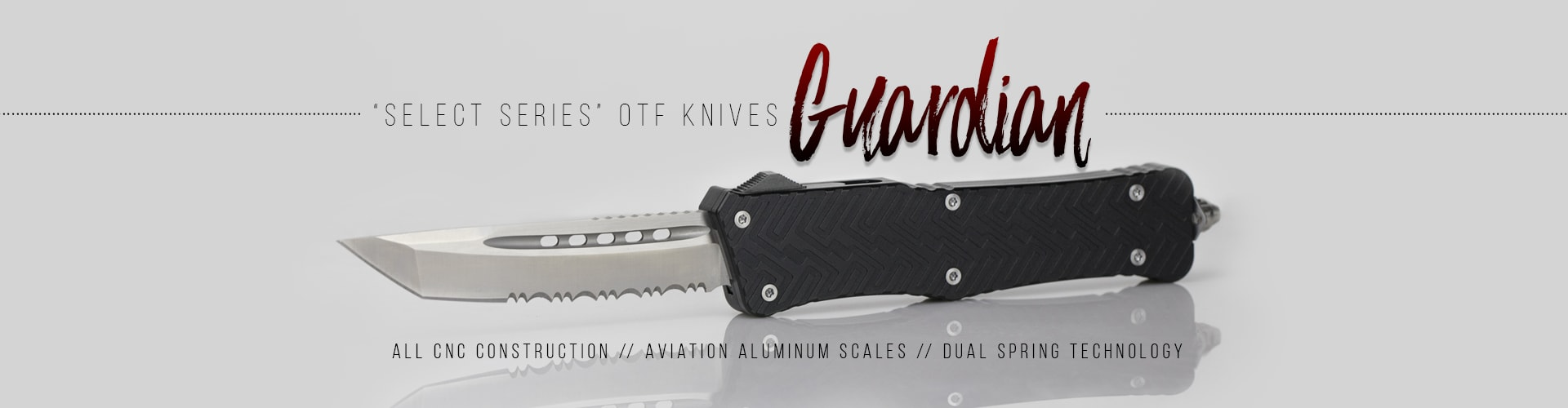 Guardian OTF Knife by RavenCrest Tactical