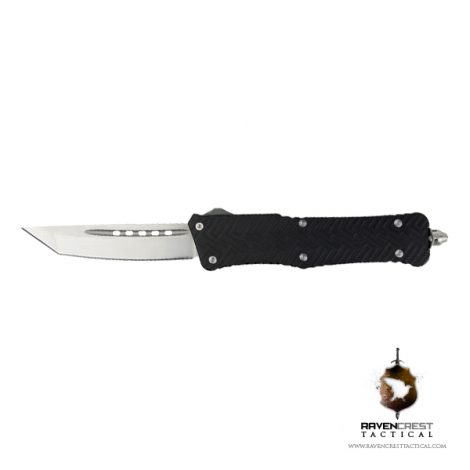 RavenCrest Tactical - Guardian OTF Knife - Select Series