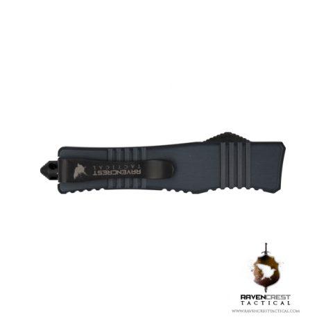 Stinger Micro OTF Knife - Gunmetal