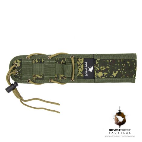 RCT OD Green Tactical Survival Knife