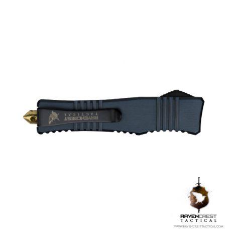 Micro Stinger Blue Gun Metal