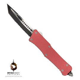 Guardian Mini Tanto Serrated
