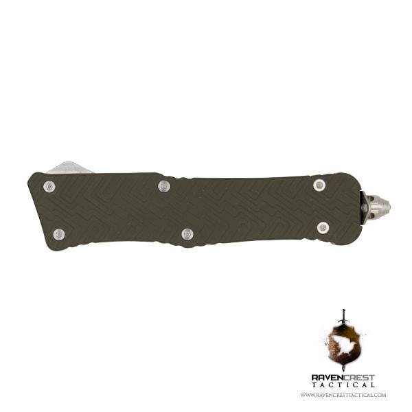Cerakote OD Green Mini Guardian OTF Knife