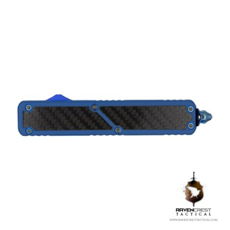 NRA Blue Ronin OTF Knife