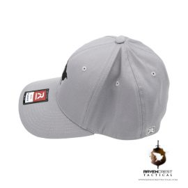 RavenCrest Tactical FlexFit Hat Grey