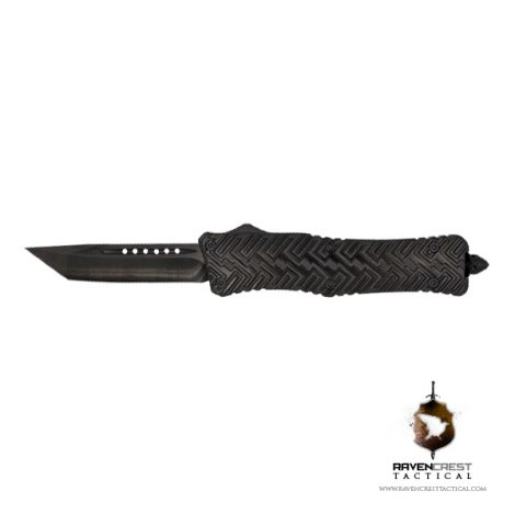 Alloy Zhanshi OTF Knife (Black)