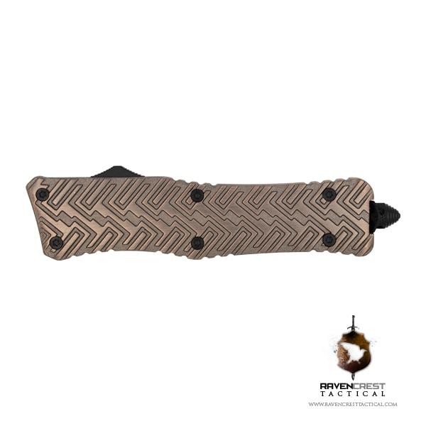 Alloy Zhanshi OTF Knife (Copper)