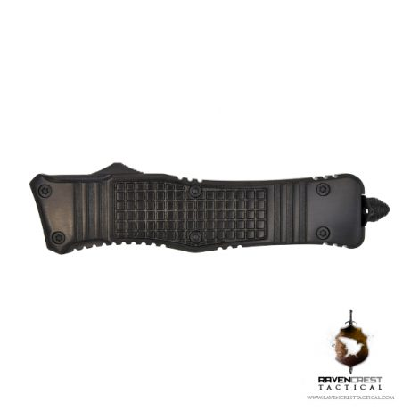 RCT-2 Raven Tactical OTF Knife (Black)