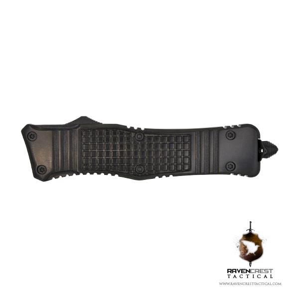 RCT-2 Raven Tactical OTF Knife (Black)