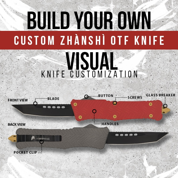 Build Your Own Custom Zhanshi OTF Knife