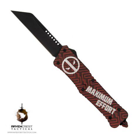 Deadpool Zhanshi OTF Knife