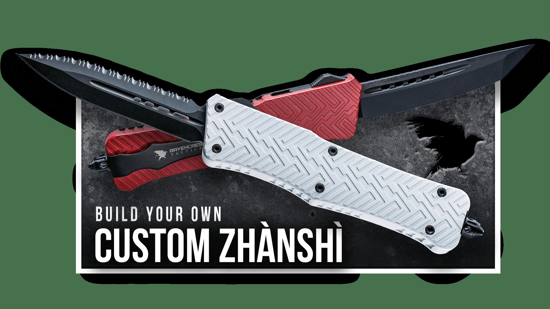 Build Your Own - Zhanshi OTF Knife